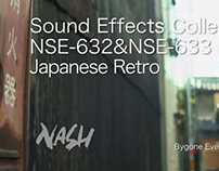 Japanese Retro Sound Effects