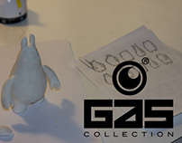 Gas Collection DIY Vinyl Toys - Vinyl Escape