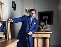 Gentleman set for CFN Magazine