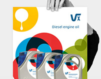 Motor engine oil posters