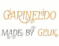 Free font GarineldoSC