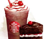 Starbucks Winter Fest Campaign