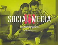 Social Media | Alinhamento Arquitetura