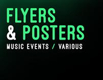 Flyers / Manifesti
