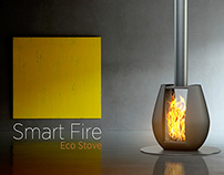 Smart Fire Eco Stove
