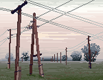 Pixel art. November/december 2018