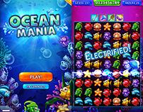 Ocean Mania - Portfolio Sample