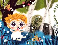 THE GOBLIN BABY - Berlie Doherty