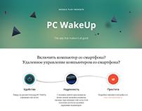 Landing PC WakeUp