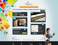 Sito Web di PlayOn