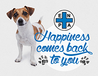 ENPA - Happiness comes back to you