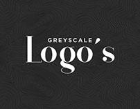 Logo Marks-Greyscale