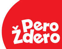 Pero ždero visual identity & packaging design