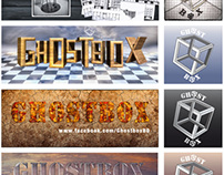 Many different ways to say...GHOSTBOX