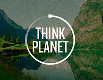 Think Planet Website