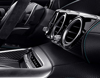 AMG GTC Interior | full cgi