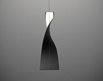 Twist - OLED Suspended Lamp