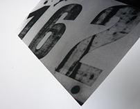 Typografische Spurensuche
