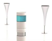 Modular Series Concept  Home Entertainment System