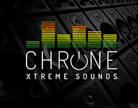 chrone xtreme sounds / branding + creative direction