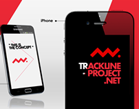 Trackline Project - Presentation Website