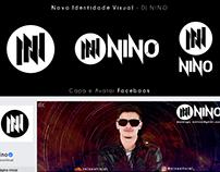 Nova Identidade Visual - DJ NINO