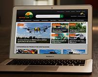 Agromejor.com redesign