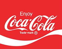 Coca Cola Logo Animation