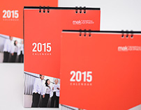 MAK Calendar 2015