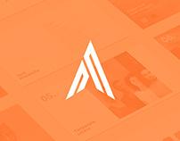 Avenik Brand Identity Design
