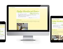 Irene´s Rooms   Wordpress On Page Responsive Site