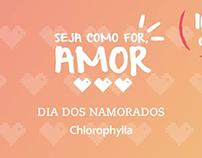 Dia dos Namorados Chlorophylla - Roteiro e redação
