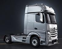 Mercedes-Benz Actros 3D