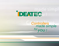 IDEATEC | Stand et supports de communication