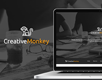CreativeMonkey website