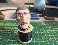 Archibald Quentin Puppet