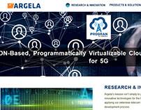 Argela.com Tema Düzenlemesi