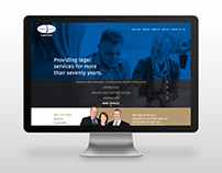 Inder Lynch Lawyers - Website design