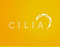 Cilia Logo Design