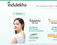 Indulekha Skin Care and Hair Care