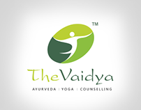 Branding design for The Vaidya™