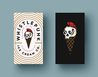 Whistlepunk Ice Cream