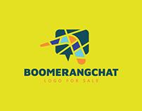 Boomerang Chat Logo