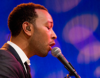 John Legend Concert - Photography