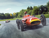 Maserati 250F - The Lap That Made A Legend