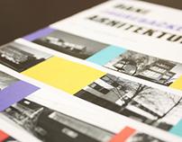 Dani zagrebačke arhitekture, brošura