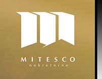 Mitesco vizualni identitet