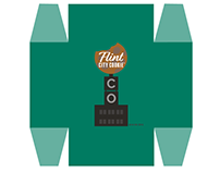 Flint City Cookie Package