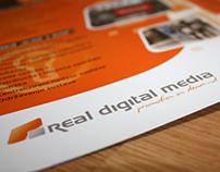 Real digital media
