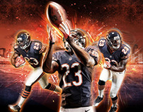 Chicago Bears Campaign
